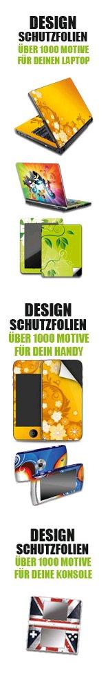 Schutzfolien für Notebook Handy Konsolen