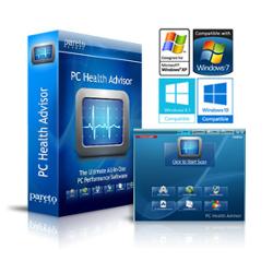 PC Healt Advisor Produktansicht