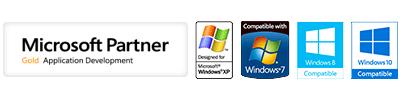 PC Healt Advisor Microsoft Partner Logo