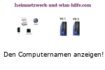 Anleitung: Computername anzeigen lassen