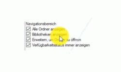 Windows 10 Tutorial - Versteckte Elemente und Dateien im Windows Explorer anzeigen lassen! - Ansichtsoptionen für den Navigationsbereich konfigurieren