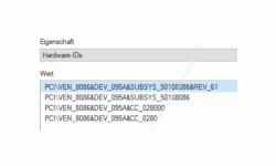 Windows 10 Netzwerk Tutorial - Den richtigen Treiber für deine Wlan-Netzwerkkarte finden! - Anzeige der Hardware-ID eines Wlan-Netzwerkkartenherstellers und -Vertreibers