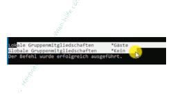 Windows 10 Tutorial - Den Benutzer Gast im Anmeldebildschirm von Windows 10 Professionell anzeigen! - Anzeige der lokalen Gruppenmitgliedschaften eines Benutzers