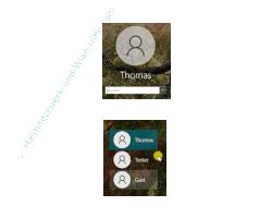 Windows 10 Tutorial - Zuletzt angemeldete Benutzer nicht im Anmeldebildschirm anzeigen! - Anzeige der zuletzt angemeldeten Benutzer im Windows 10 Anmeldebildschirm