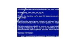 Windows 10 Tutorial - Den altbewährten Bluescreen zur Problemanalyse bei Computerabstürzen nutzen - Anzeige des Bluescreen, wenn ein Systemfehler auftritt