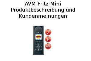 AVM Fritz-Mini - Produktbeschreibung und Kundenmeinungen