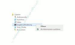 Windows 7 Benutzerkonten schnell aktivieren und deaktivieren - Eingabeaufforderung als Administrator öffnen
