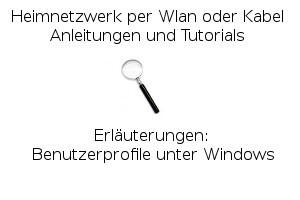 Benutzerprofile unter Windows
