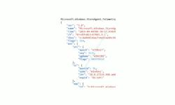 Windows 10 Tutorial - Daten (Telemetriedaten) anzeigen, die von Windows an Microsoft übertragen werden - Blick in den Quellcode der Protokolldatei des Diagnosedaten-Viewers