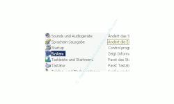 Windows Gerätemanager - Computername anzeigen lassen  - Fenster Systemsteuerung