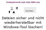 Windows 10 Tutorial - Dateien sicher und nicht wiederherstellbar mit Windows-Tool löschen!