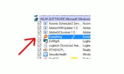 Windows 10 Tutorial - Automatisch startende Programme mit dem Tool Autoruns aufdecken - Den automatischen Start eines Programms über die Optionsbox deaktivieren
