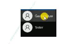 Windows 10 Tutorial - Den Benutzer Gast im Anmeldebildschirm von Windows 10 Professionell anzeigen! - Der neue Gastbenutzer im Anmeldebildschirm von Windows 10 Home