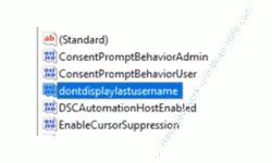 Windows 10 Tutorial - Zuletzt angemeldete Benutzer nicht im Anmeldebildschirm anzeigen! - Der Registry-Wert dontdisplayusername