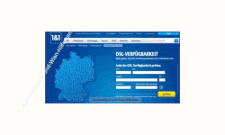 Internet DSL-Verfügbarkeitscheck