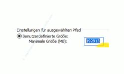 Windows 10 Tutorial - Wichtige Einstellungen, um den Papierkorb von Windows richtig zu konfigurieren! - Eine benutzerdefinierte Größe für den Papierkorb festlegen