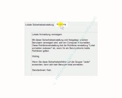 Windows 10 Tutorial - Den Benutzer Gast im Anmeldebildschirm von Windows 10 Professionell anzeigen! - Erklärung zur Richtlinie – Lokale Anmeldung verweigern