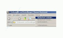 Schritt für Schritt Anleitung: Netzlaufwerk verbinden mit Hilfe des Windows Explorers - windows-explorer-menü-extras-netzlaufwerk-verbinden