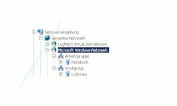Windows Arbeitsgruppen im Windows Explorer anzeigen lassen - Vorhandene Arbeitsgruppen anzeigen