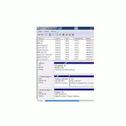 Datenträger von FAT 32 in das NTFS Format formatieren – Die Oberfläche der Windows-Datenträgerverwaltung