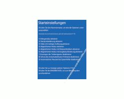 Windows 10 Tutorial - Windows 10 im abgesicherten Modus starten, um Probleme mit Treibern, Schadsoftware oder Viren schnell zu lösen! - Fenster zur Aufforderung der Auswahl einer Startoption beim nächsten Computerstart