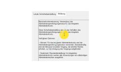 Windows 10 Tutorial - Den Super-Admin Modus freischalten - Erläuterungsfenster für die Richtlinie Administratorgenehmigungsmodus für das integrierte Administratorkonto