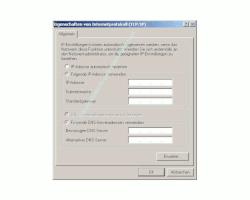 Tutorial IP Adresse ändern - IP, Subnetz-Maske, Gateway, DNS-Einstellung