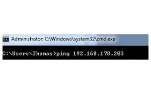 IP-Adresse anzeigen lassen