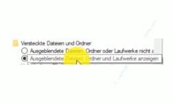 Windows 10 Tutorial - Versteckte Elemente und Dateien im Windows Explorer anzeigen lassen! - Konfiguration Ausgeblendete Dateien, Ordner und Laufwerke anzeigen