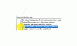 Windows 10 Tutorial - Versteckte Elemente und Dateien im Windows Explorer anzeigen lassen! - Konfiguration Erweiterungen bei bekannten Dateitypen ausblenden