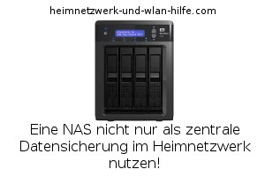 NAS (Network Attached Storage)