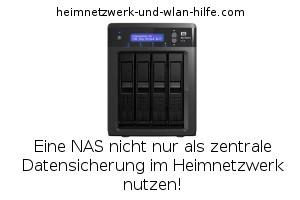 NAS (Network Attached Storage)