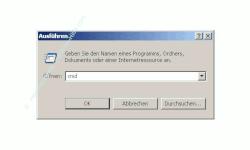Schritt-für-Schritt-Anleitung: Netzwerkfreigaben mit dem Systembefehl Net Use einbinden - Netzlaufwerk einrichten - Ausführen cmd