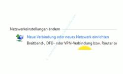Windows 10 Netzwerk Tutorial - Problem: Wlan-Netzwerk wird nicht angezeigt! – Netzwerkeinstellungen Option: Neue Verbindung oder neues Netzwerk einrichten
