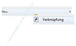 Windows Tutorial: Abgestürzte Windows Programme mit einem Klick beenden - Windows 7 - Neue Verknüpfung erstellen