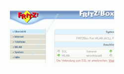 Netzwerk-Tutorial: Auf die Router-Konfiguration zugreifen!  FritzBox Konfigurationsmenü