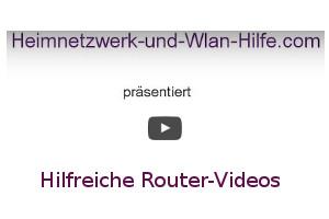 Router Videos - Anleitungen und Tutorials