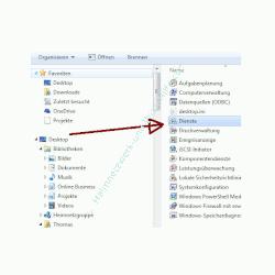 Heimnetzwerk Tutorial: Sichere Windows-Freigaben verwenden - Windows 7 Verwaltung - Dienste