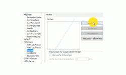 Windows 10 Tutorial - Everything für eine schnelle Dateisuche nutzen! – Speicherorte von anderen Computern im Netzwerk in den Suchindex von Everything aufnehmen