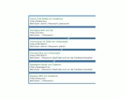 Windows 10 Netzwerk Tutorial - Wlan-Router Zugriff – Standard Zugangsdaten für bekannte Wlan-Router