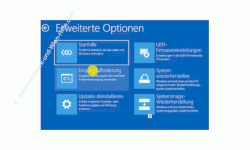 Windows 10 Tutorial - Windows Benutzerkonto gesperrt Passwort vergessen Kennwort hacken und Admin-Rechte erhalten! - Start von Windows 10 DVD Erweiterte Option Eingabeaufforderung