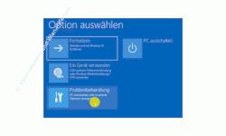 Windows 10 Tutorial - Windows Benutzerkonto gesperrt Passwort vergessen Kennwort hacken und Admin-Rechte erhalten! - Start von Windows 10 DVD Option Problembehandlung