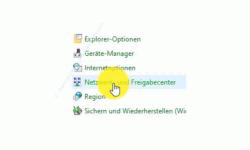 Windows 10 Netzwerk Tutorial - Woran kann es liegen, dass keine Wlan-Netzwerke angezeigt werden? - Systemsteuerung: Kategorie Netzwerk- und Freigabecenter
