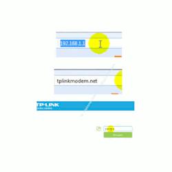 TP-Link Archer VR900v – Gastnetzwerk konfigurieren - Einwahl in das Konfigurationsmenü