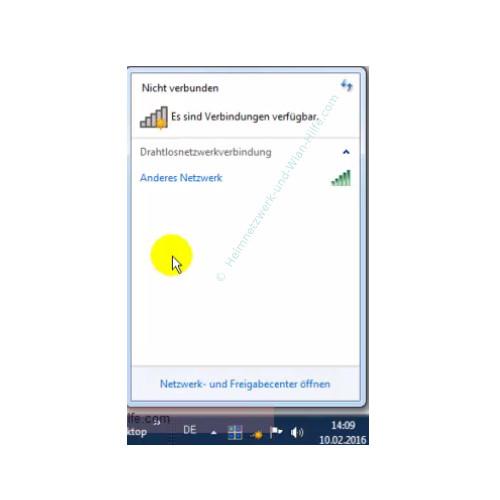 TP-Link Archer VR900v - Der Router, seine Anschlüsse und sein Konfigurationsmenü – Wlan-Netzwerke anzeigen