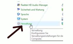 Warnmeldungen der Benutzerkontensteuerung anpassen – Systemsteuerung Verwaltung