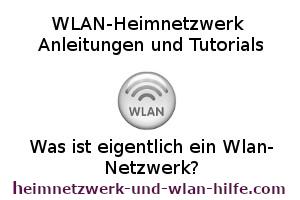 Was ist ein WLAN Netzwerk?