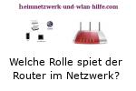 Welche Rolle spielt der Router in deinem Heimnetzwerk?