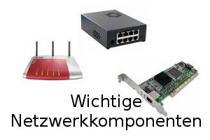 Wichtige Netzwerkkomponenten