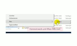 Windows 10 - Eigene Programme im Startmenü einbinden – Einen neuen Ordner für das einzubindende Programm anlegen